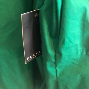 Eloquii Tops - NWT Eloquii green ruffle sleeve top 26